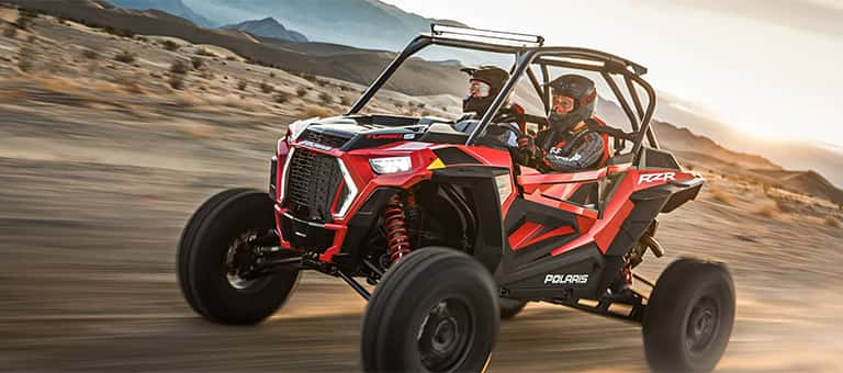 Shop Polaris at Jan-Cen Motor Sports